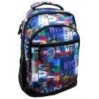 Eastwick 3 pockets teenage backpack