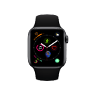 Apple Watch Series 4 GPS Aluminum Space Gray, Sport Armband, MU662FD / A, 40mm