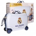 Real Madrid trolley case
