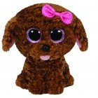 Beanie Boos dog plush toy 24 cm
