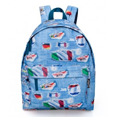Delbag teenage backpack