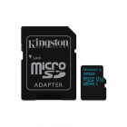 Kingston Canvas Go! UHS-I 32 GB, MicroSDHC, Flash memory class