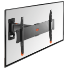 Vogel's BASE 25 M TV wall mount 32-55 inches swiveling black