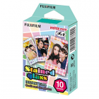 Fujifilm Instax Mini Stained Glass Instant Film Quantity 10, 86