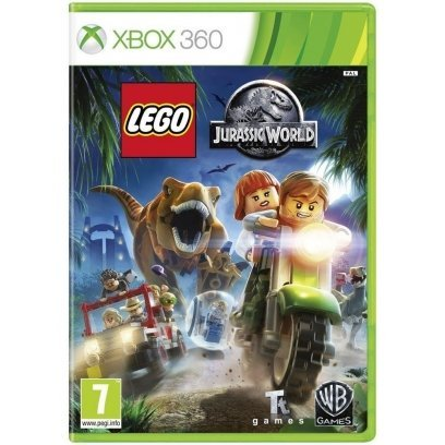 Game Lego Jurassic World Version Box Dvd Eng Pl Cinema For 7