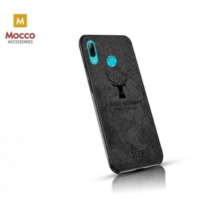 1afbad05f0 Mocco Deer Silicone Back Case for Huawei P Smart 2019 / Huawei Honor 10  Lite Black (EU Blister) - Frog.ee