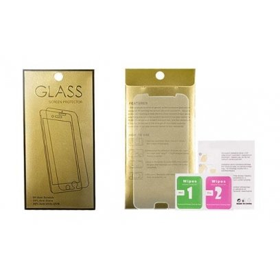 Tempered Glass Gold Screen Protector LG K220 X Power
