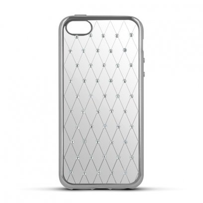 info for 3956f a3012 Beeyo Diamond Grid Silicone Back Case For Sony Xperia X Transparent