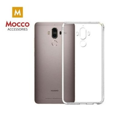 Mocco Ultra Back Case 0 3 mm Silicone Case for Huawei Honor 8X Transparent