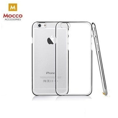 Mocco Ultra Back Case 0.3 mm Silicone Case for Apple iPhone 7 / iPhone 8 Transparent