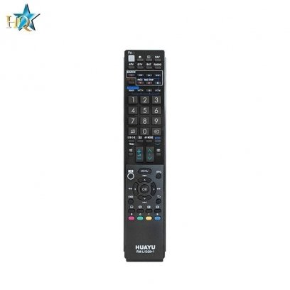 HQ LXP1026 Universal - Full function analog remote control for Sharp TV  models RM-L1026