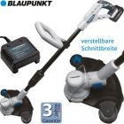 Blaupunkt RTKA 752001 DNA System 18 V cordless grass trimmer with battery and charger