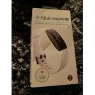 Fitbit Inspire HR Fitness Tracker white