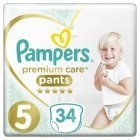 Pampers diapers Premium Value Pack S5 34pcs