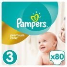 Premium Care Pampers JP Midi 3 80pcs