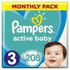 Pampers Diapers ABD Monthly Box 208
