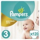 Pampers diapers PC Mega Box S3 Midi 120pcs