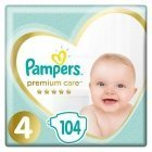 Pampers diapers PC Mega Box S4 Maxi 104pcs