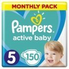 Pampers Diapers ABD Monthly Box 150