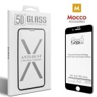 Mocco PRO+ Full Glue 5D Tempered Glass Full Coveraged with Frame Huawei Y7 (2019) Black
