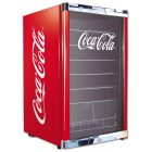 Husky Coca-Cola HighCube Refrigerator, 115 l, A + energy class, 5 shelves