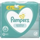 Set of Pampers Wipes Pampers Sensitive Wipes 4x52 (52)