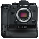 Fujifilm X-H1 + Battery Grip