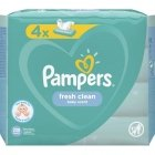 Pampers Wipes set Pampers FreshClean 4x52 (52)