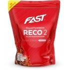FAST RECO2 Chocolate recovery drink, 800 g