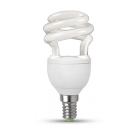 Energy saving lamps, spiral 9 W 13 RFL