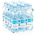 Spring Aqua Spring Water, 500ml, 12-PACK