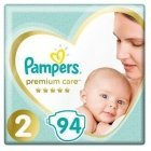 Pampers Premium Care Jumpo Pack 2 (4-8kg) 94 diapers
