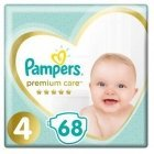 Pampers Premium Care Diaper Set VP 4 (9-14kg) 68