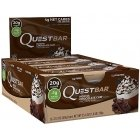 Quest Protein Bar Mocha Chocolate Chip proteiinibatoon, 60g, 12-PACK