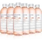 Vitamin Well HYDRATE Strawberry Rhubarb Vitamin Water, 500 ml, 12-PACK