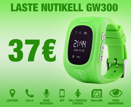 Smart Watch Kid GW300